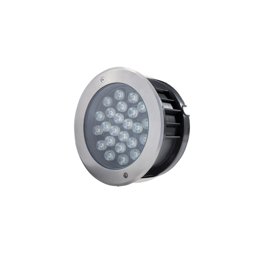 چراغ ال ای دی استخری گرد دفنی مدل SM29 وات ۲۴ تماس بگیرید