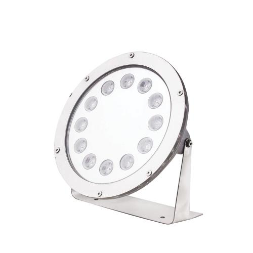 چراغ استخری گرد پایه دار ۱۲ ولت مدل SA12