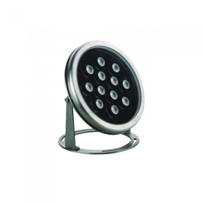 چراغ پروژکتور گرد 24 وات LED مدل SMA45