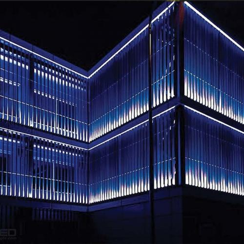 کاربرد چراغ استخری خطی ۳۶ وات LED مدل PA22