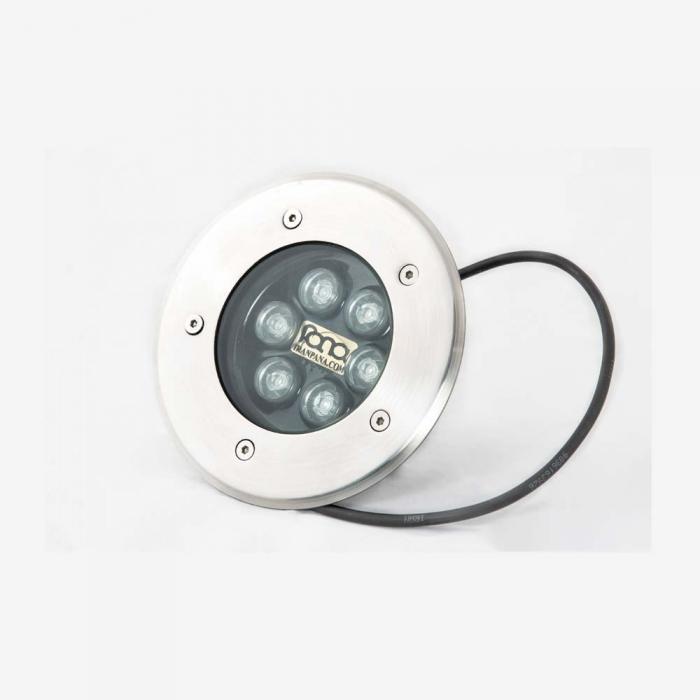 پروژکتور دفنی 18 وات LED مدل SM19 با استاندارد IP68