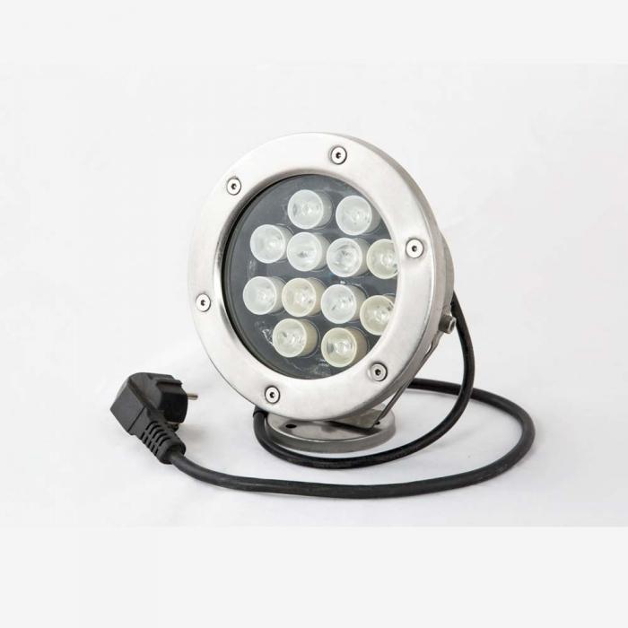 پروژکتور پایه دار 36 وات LED مدل SM66 با استاندارد IP68