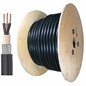 کابل SWA یا کابل فلزی روکش دار و دارای محافظ با کیفیت بالا