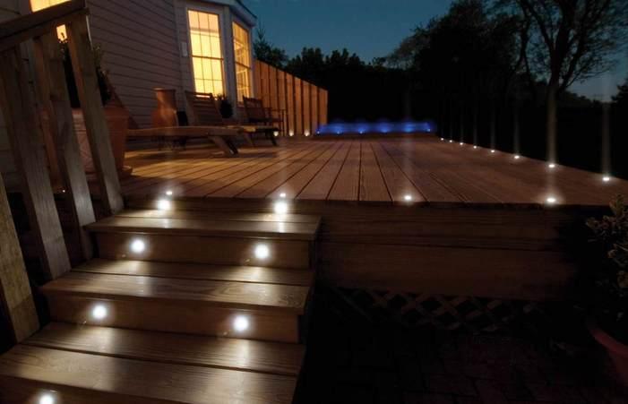 ایده طراحی نورپردازی تراس و پاسیو و آلاچیق
