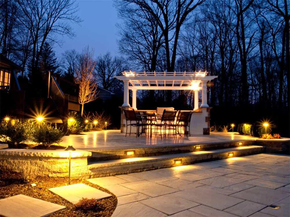 نکات کلیدی در مورد نورپردازی خانه و باغ