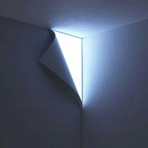 ایجاد اشکال با نورپردازی