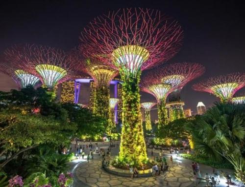 نورپردازی شهری و تاثیرات آن بر زندگی انسان